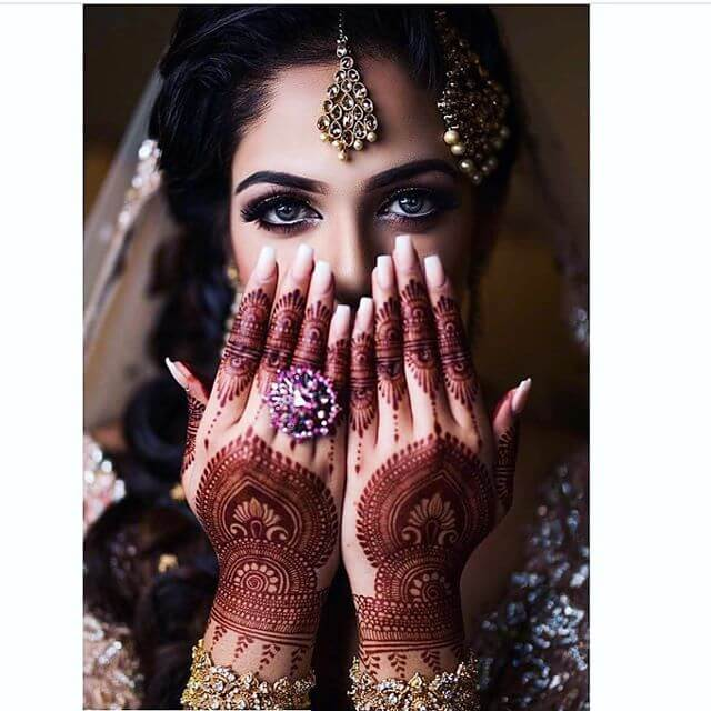 bridal designs of henna