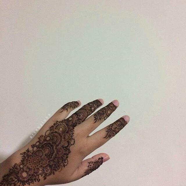 full hand design