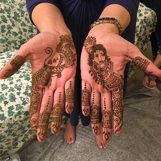 40 Mehndi Designs 2018 To Enhance The Beauty Of Your Hands And Feet