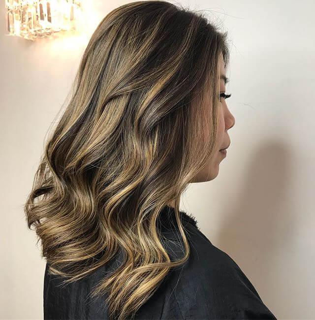 short hair loose curl