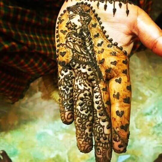 Collection Of Fabulous And Phenomenal Ideas Of Henna Designs Sensod