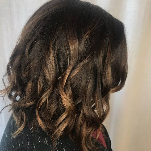 beautiful loose curl