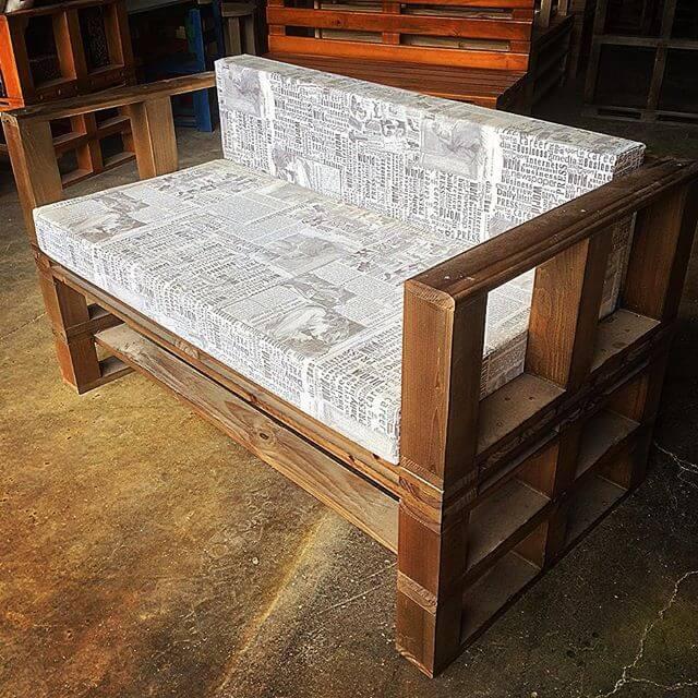 pallet sofa simpler design