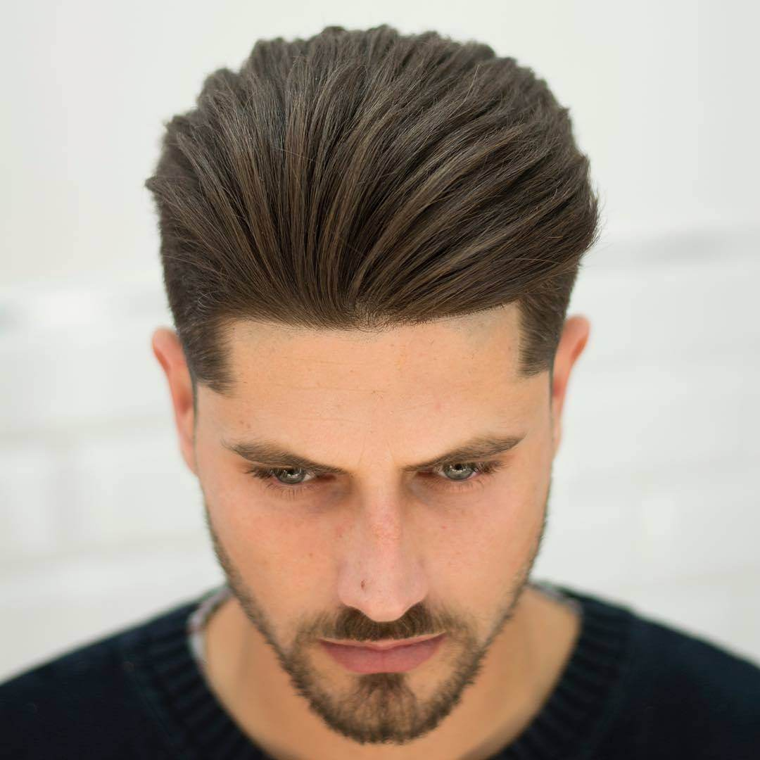 men hair trend