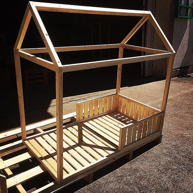 pallet project by a skilled crafter