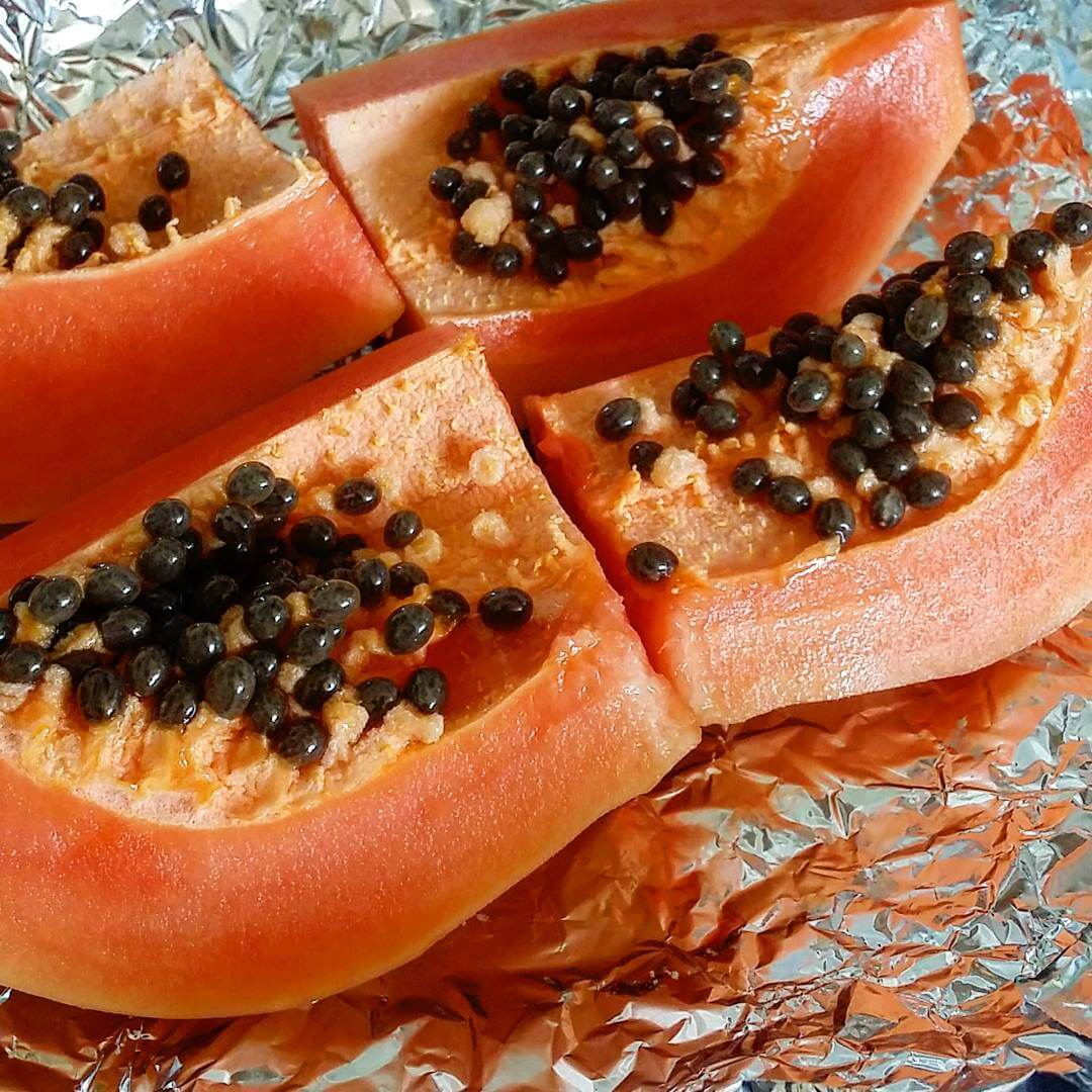 papaya best for skin