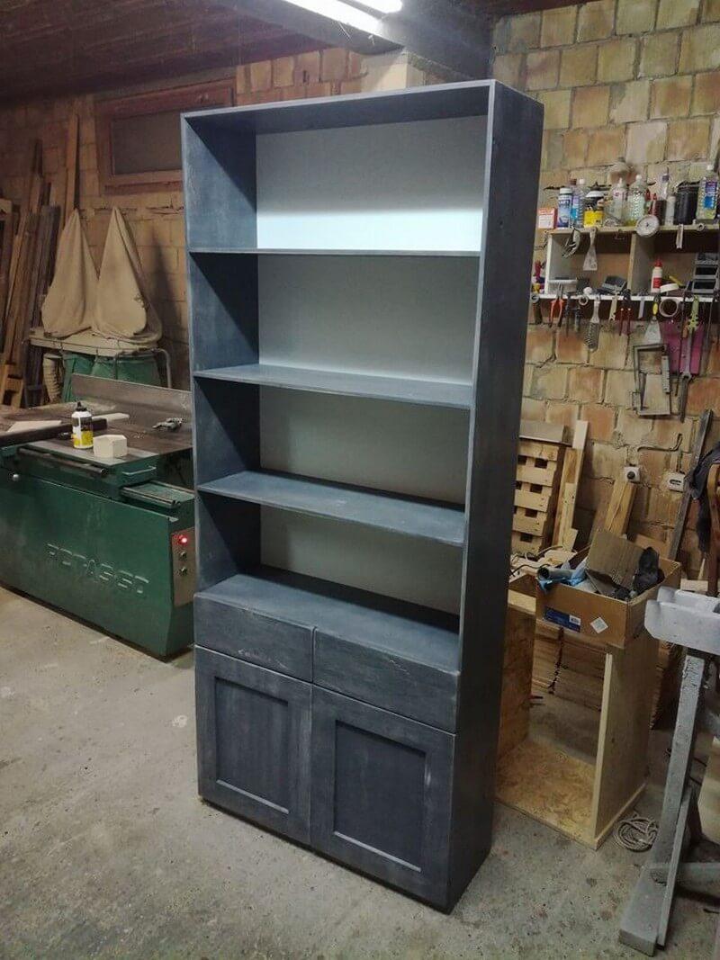 pallet storage option