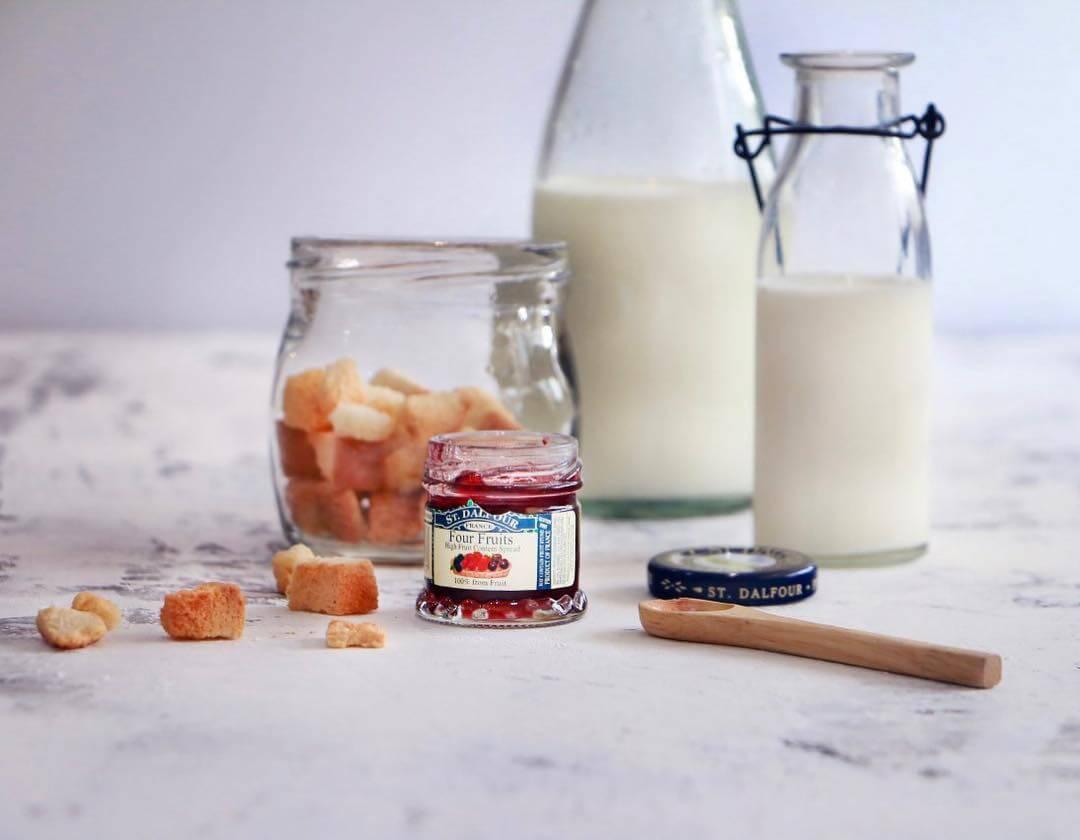 milk best for skin