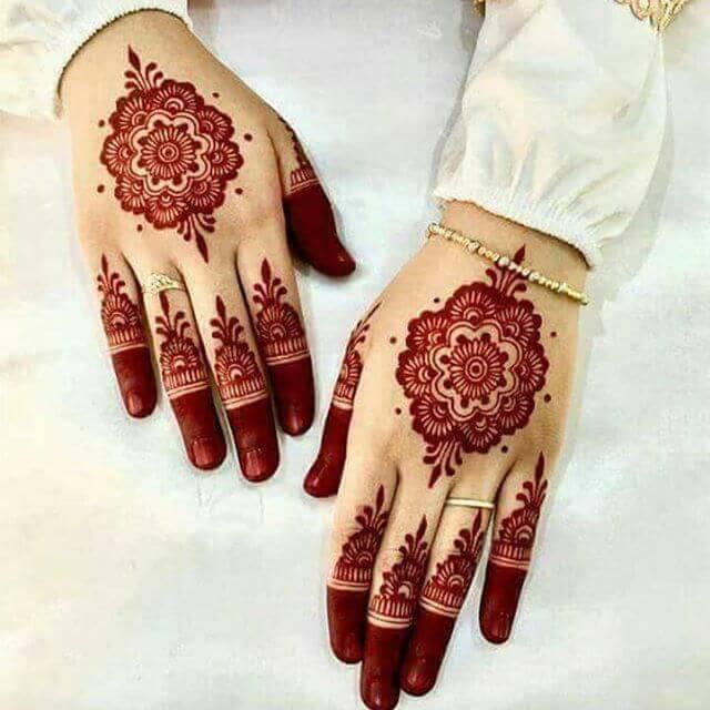 trends in henna art