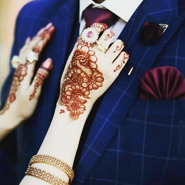 Mehndi Designs Easy for Hands Step by Step 2017