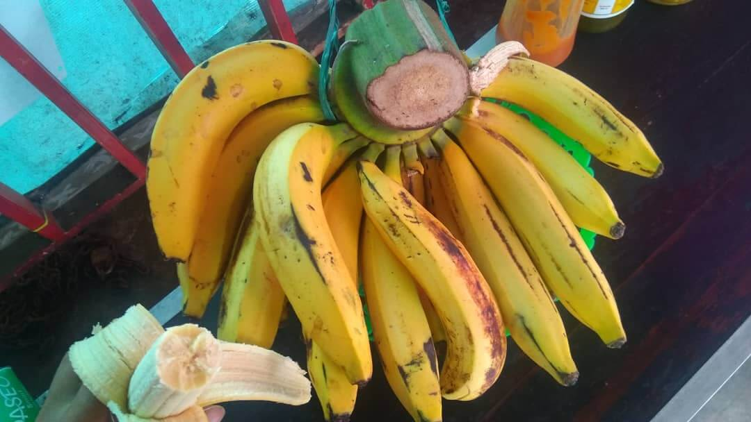 banana best for skin
