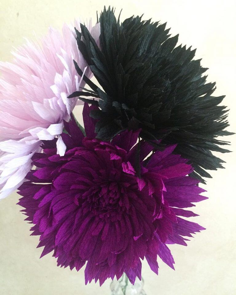 Paper Flowers Ideas For Kidz