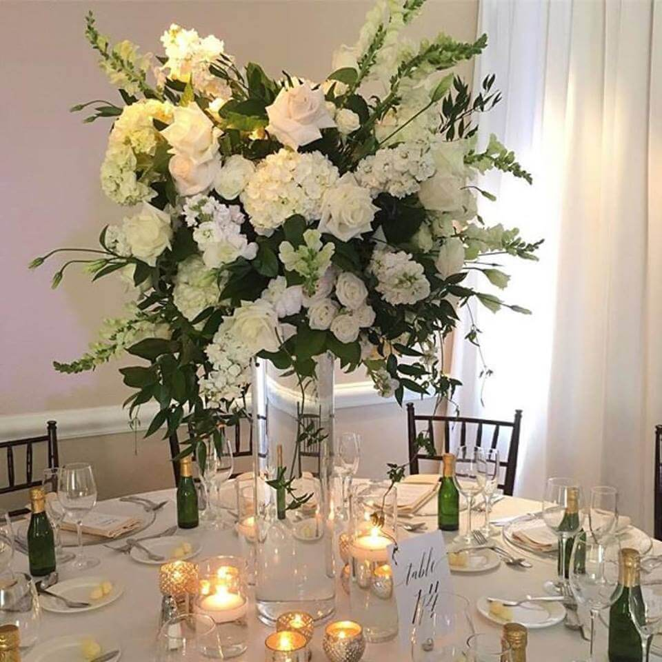 Top 10 wedding table centerpieces ideas in 2017 and 2018 sensod top 10 wedding project centerpieces ideas junglespirit Gallery