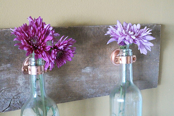 Empity Wine Vases