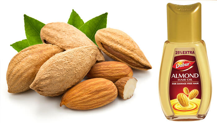 HOW MANY ALMOND OIL TYPES AVAILABLE IN MARKET?