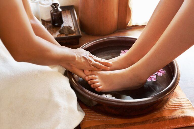 Hand And Foot Care Natural Remedies