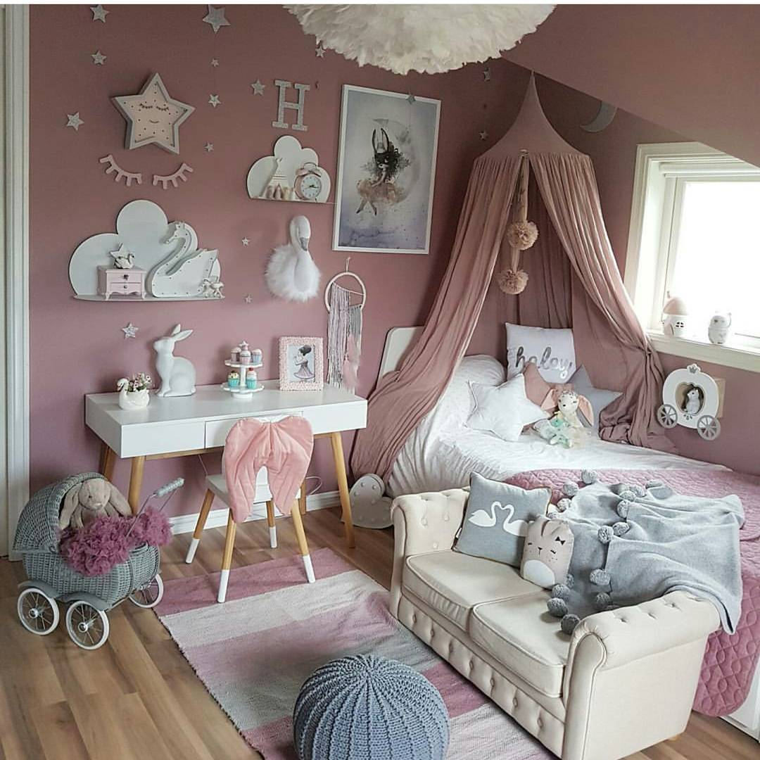 DIY Kids Bedroom Decoration