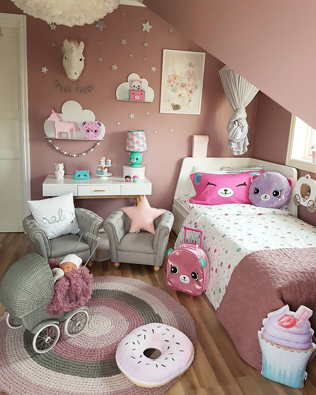 DIY Kids Bedroom Decoration