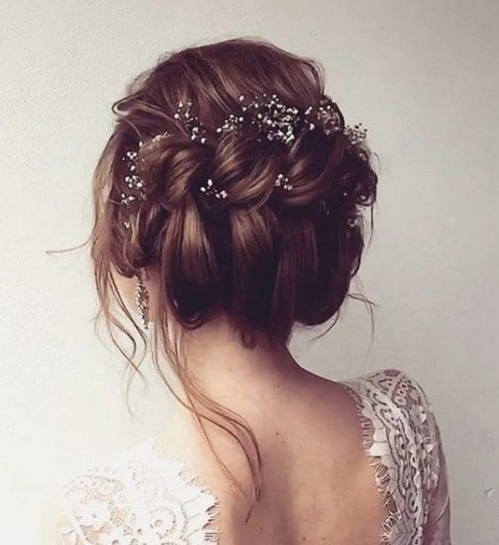 Messy Buns Asian Hairstyles For Women