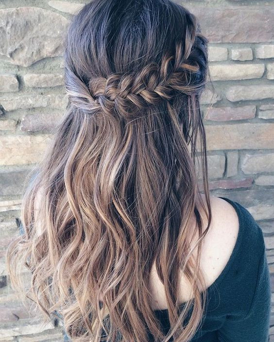 Fishtail BraidWavy HairstylesFor Bob You Will Love