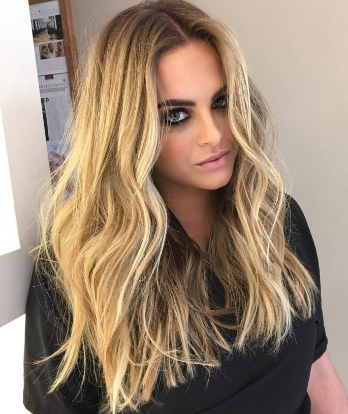 Beachy Waves Long Hairstyles For Women