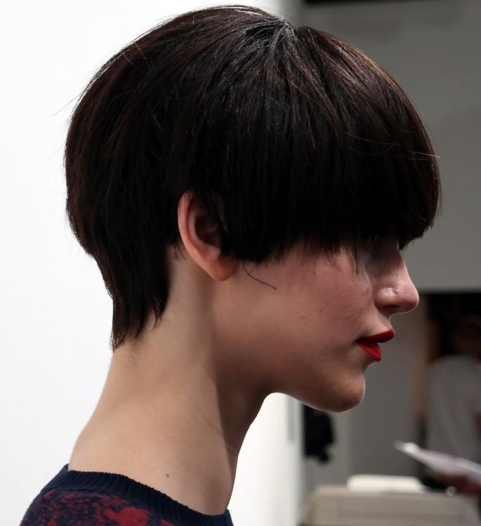 Boyish Haircut Short Curly Hairstyles & Haircuts for Women