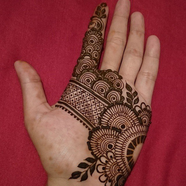Incredible Latest Mehndi Designs Ideas