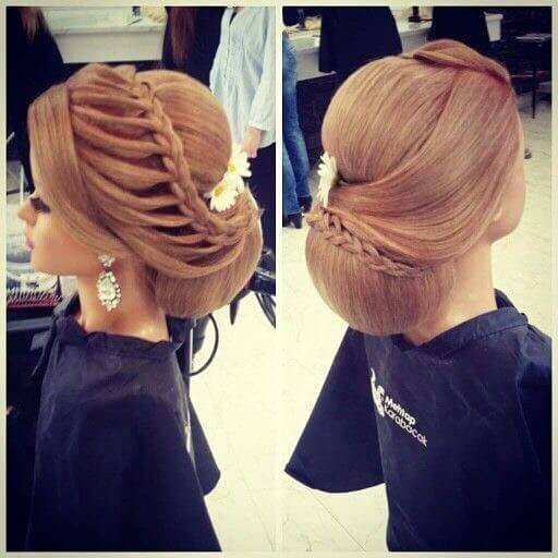 21+ Most Popular Prom Hairstyles for Girls 2018