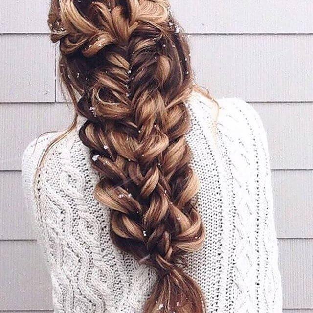 prom hairstyles ideas long hair 2018