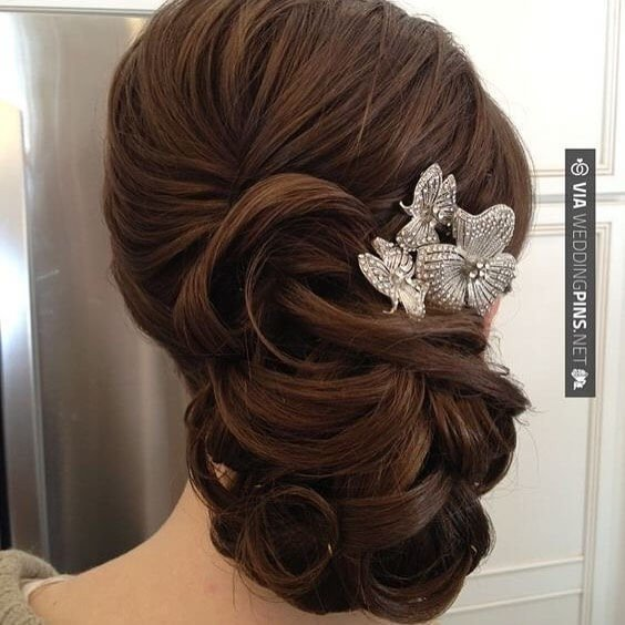 prom hairstyles for medium hair 2018