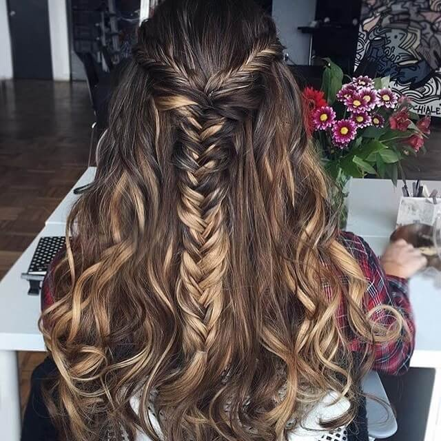 heavy cute hairstyles for long hair