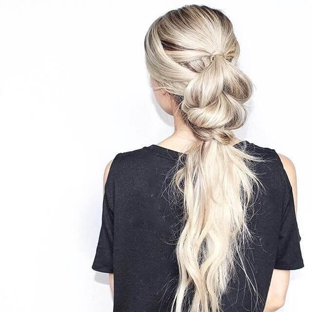 Popular Unique Knot Hairstyles
