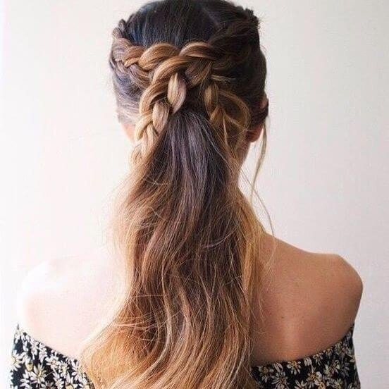 easy & cute hairstyles for girls
