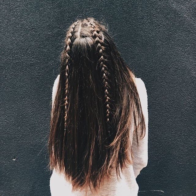 cute hairstyles for long length hair