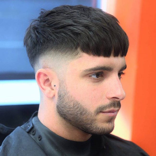 Men Haircut Undercut: 39+ Attractive Hairstyle For Men 2018
