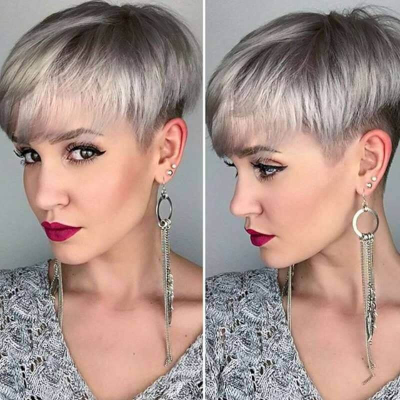 20 Stylish Short Hairstyles For Women With Fine Hair Sensod
