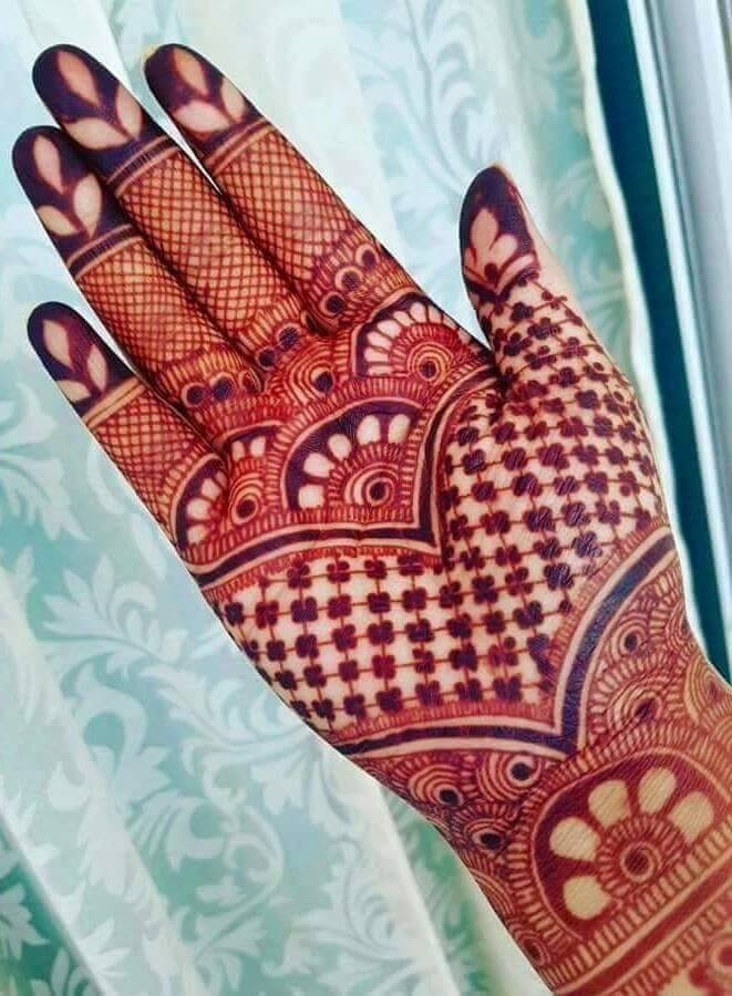 top fronthand indian mehndi designs