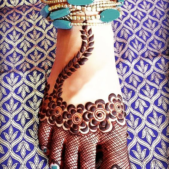 Tattoos Fashion for Foot