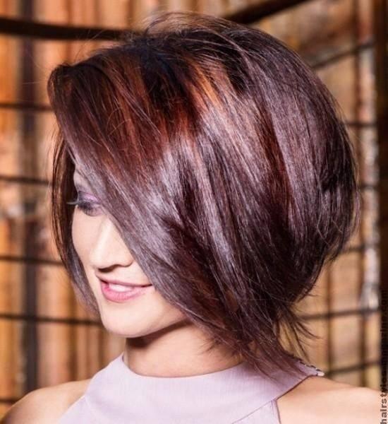 Grey Highlights Curls hairstyles