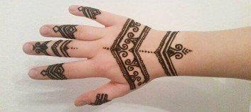 Best Creative And Elegant Mehndi Styles