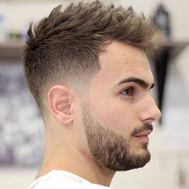 The Mohawk Hairstyle for Men