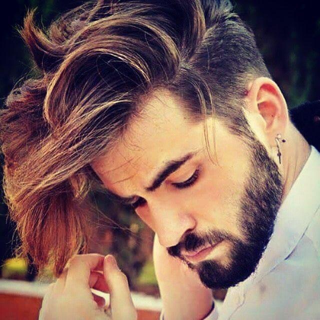 mens medium long hairstyles