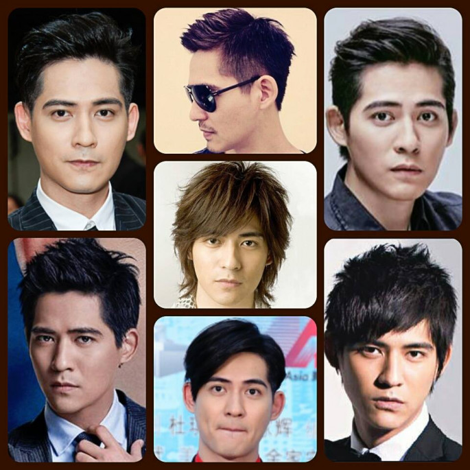 29 Trending Asian Hairstyles for Men