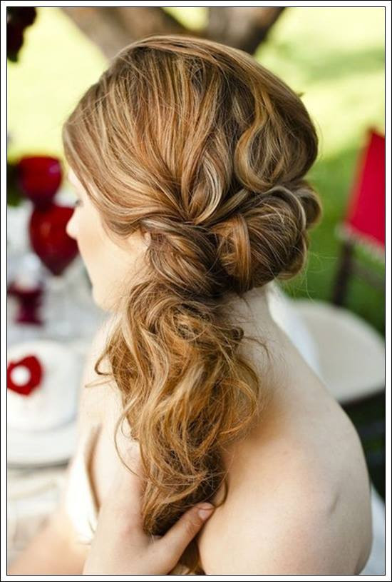 Ponytail Hairstyles for cute girl