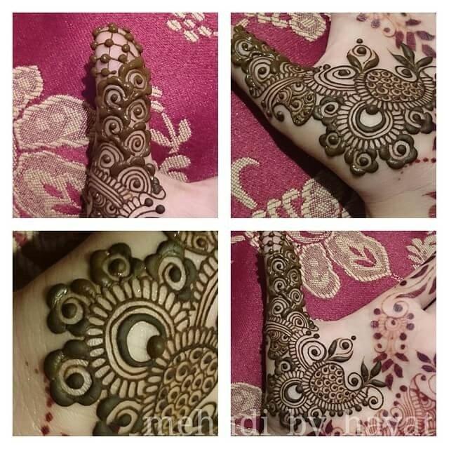 henna design 2018 on sensod