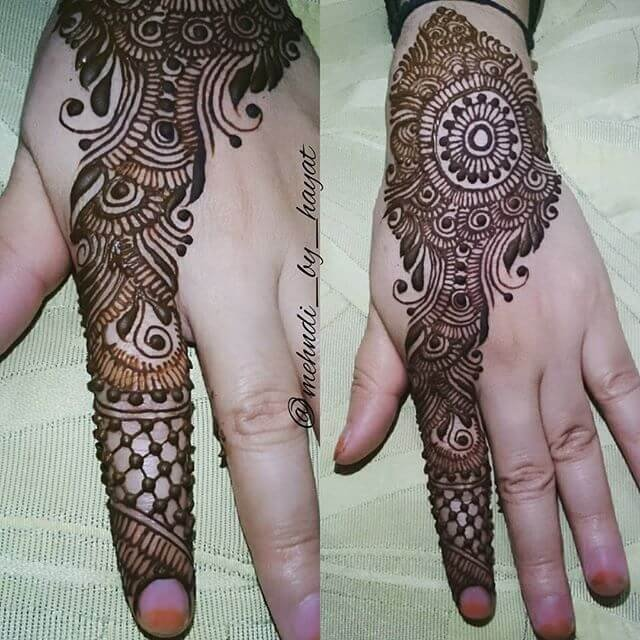 New and gorgeous Henna Designs 2018