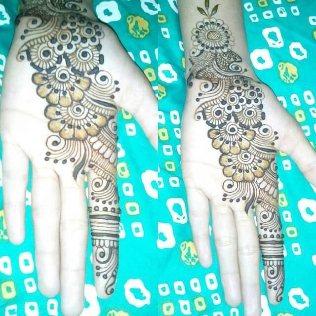 New and gorgeous Henna Designs