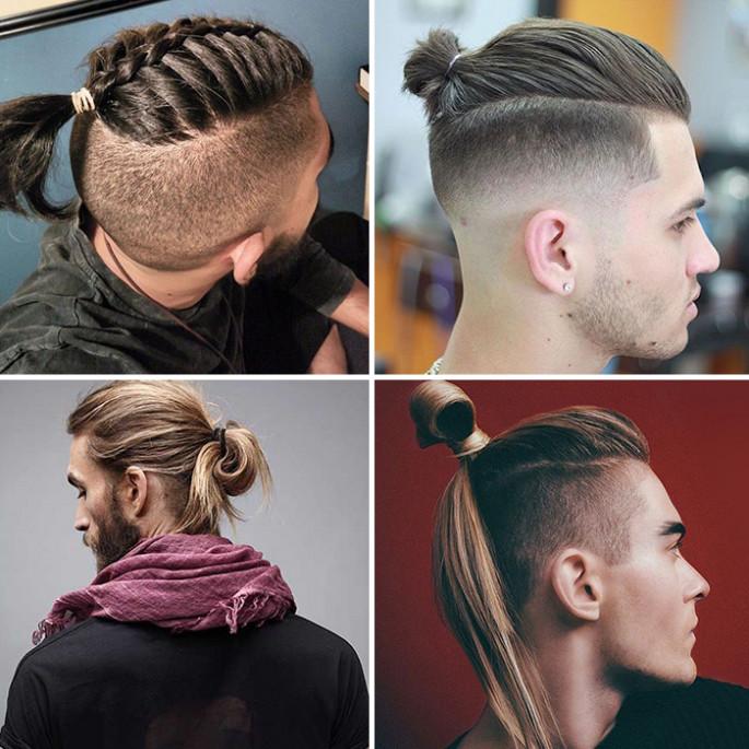 102 Winning Looks long hairstyles for men on Sensod