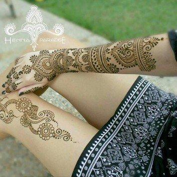 111 Latest And Beautiful Mehndi Designs