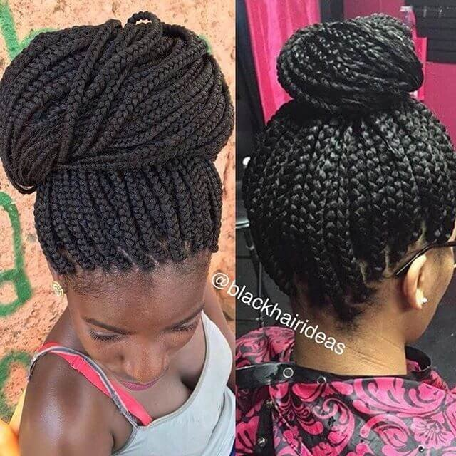 23 Pretty Hairstyles for Black Women